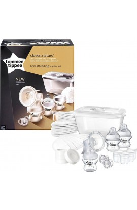 Tommee Tippee STARTUP KIT C2N with TRANSPARENT