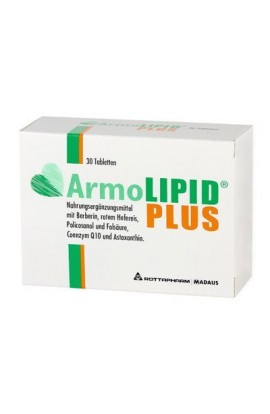 Rottapharm, Armolipid Plus Tabletten, Армолипид плюс таб. 30