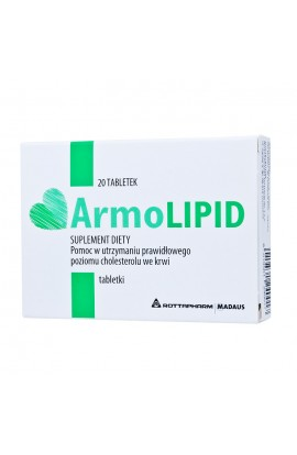 Rottapharm, Armolipid Plus Tabletten, Армолипид плюс таб. 20