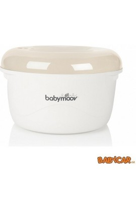 Babymoov Microwave Sterilizer 2in1 cream