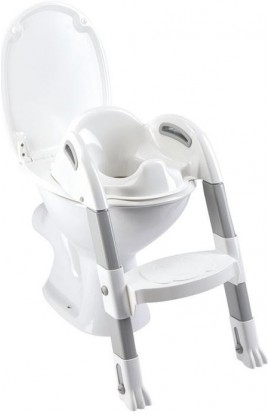 Thermobaby Chairs for KIDDYLOO Turquoise Toilets