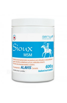 Barny's Sioux MSM for human joints 600 g
