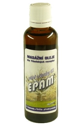 Epam, Epam massage oil 42 Spine and joints 50 ml