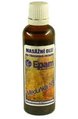 Epam, Epam massage oil 58 Medulin 50 ml