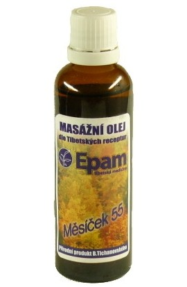 Epam, Epam massage oil 55 Moon 50 ml