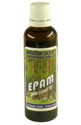 Epam, Epam massage oil 70 mixture 50 ml