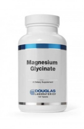 Douglas Labs Magnesium Glycinate 100mg 120 Tabletten (145g)