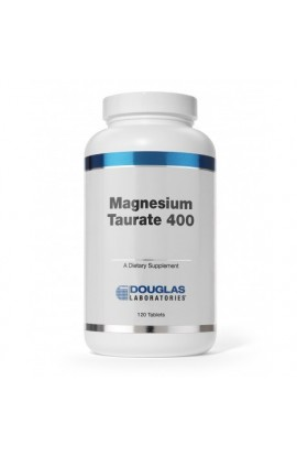 Douglas Labs Magnesium Taurate 400 (100mf Mg) 120 Tabletten
