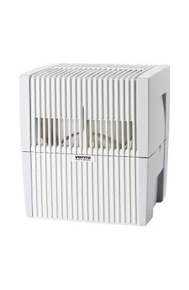 Venta Air cleaner with Venta LW 25 air humidifier