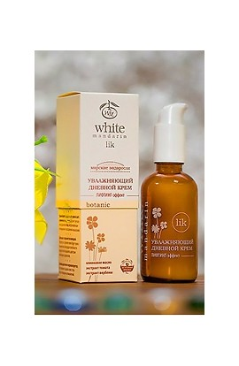 White Mandarin Moisturizing Day Cream 50 ml