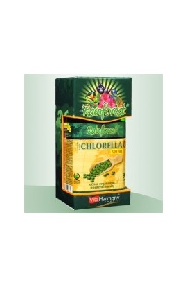 Chlorella 500 mg - 90 tbl., 100% organic product
