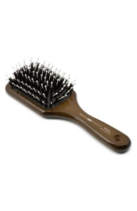 Boar Bristle Paddle Hair Brush 9046 Hercules Sägemann