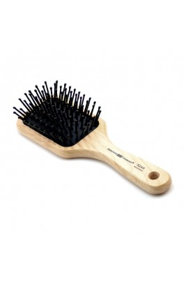 Detangling purse size paddle hair brush 9248 Hercules Sägemann