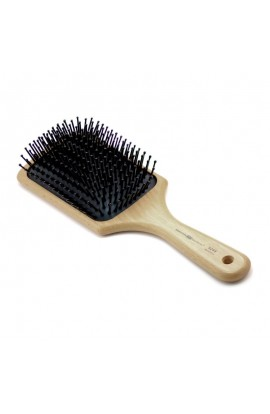 Detangling purse size paddle hair brush 9249 Hercules Sägemann