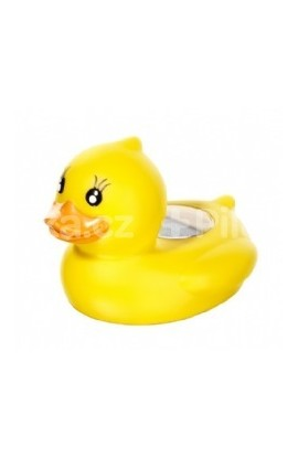 TOPCOM Baby Bath Thermometer 200 Duck, baby bath thermometer