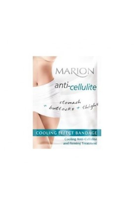 Anticellulite heating band 2x50 ml Marion