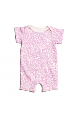 WINTER WATER FACTORY, INFANT OVERALLS SUMMER 3M, 1 PCS