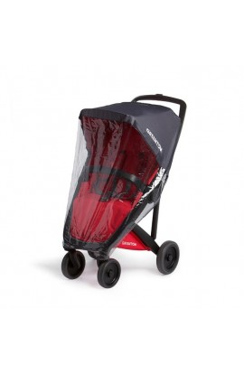 GREENTOM, RAIN COVER ON THE STROLLER UPP CLASSIC, 1 PCS