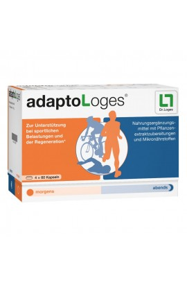 Adapto Loges Capsules (240 pcs)