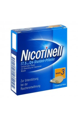 Nicotinell 17,5mg / 24 hours (7 pcs)