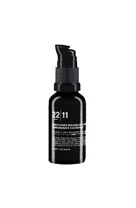 22 | 11 MOISTURIZING MUSS PHYTO-PEPTIDES AND CO2 GRANATE EXTRACT 33 ml