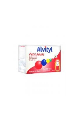 Alvityl Petit Boost 8 Bottles of 10ml