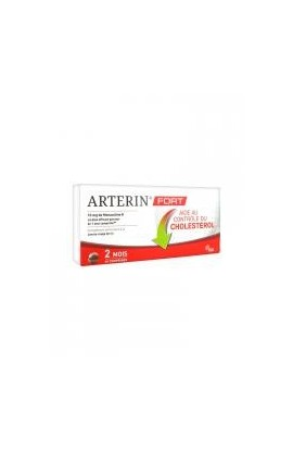 Arterin Fort Red Rice Yeast 60 Tablets