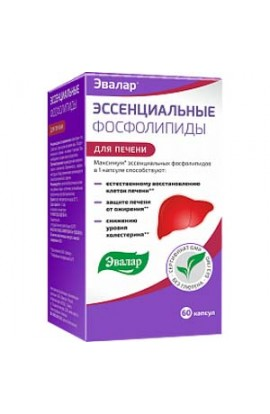 Evalar Essential phospholipids 60 capsules