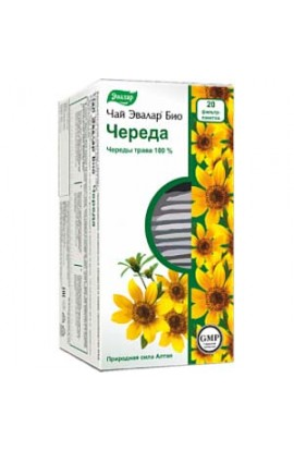 Evalar BIO tea Chereda 20 filter packs