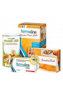 Formoline weight-loss-3-fold L112 + protein diet + book (1 piece)