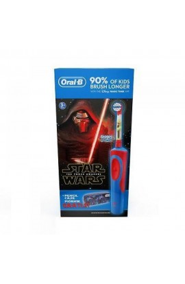 PROCTER & GAMBLE ORAL-B Vitality Star Wars electric baby brush + pencil