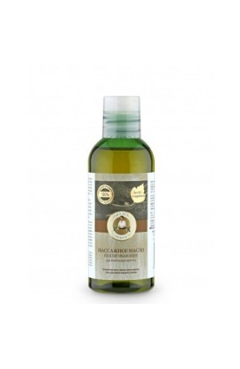 Firming Massage Oil for Body 170ml Bank Agafji