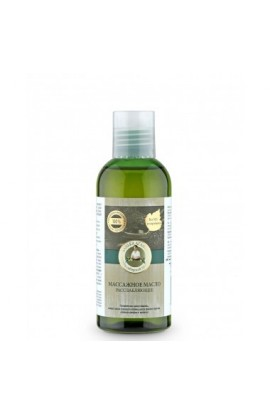 relaxing massage oil for the body 170ml Bank Agafji