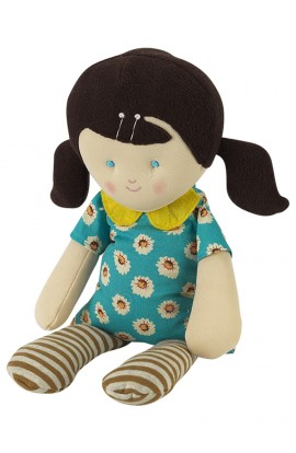 Soframar Hot water bottle Flora doll