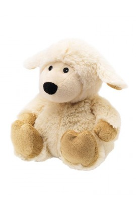 Soframar Cozy Plush hot water bottle sheep