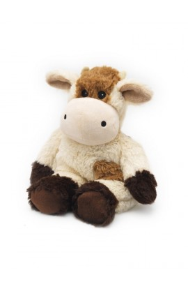 Soframar Cozy cuddly toy Bouillotte Cow Brown