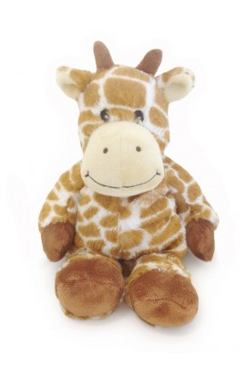 Soframar Cozy Kuscheltier Giraffe Hot Water Bottle