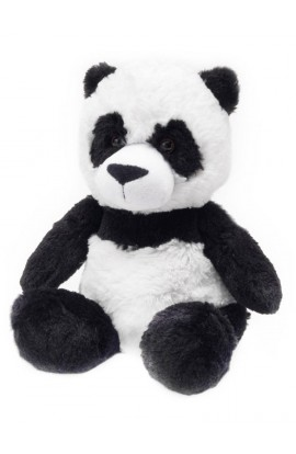 Soframar Cozy Kuscheltier Panda Hot Water Bottle
