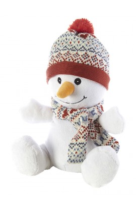 Soframar Happy Winter Snowman Hot Water Bottle