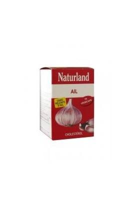 Naturland Garlic 75 Vegecaps