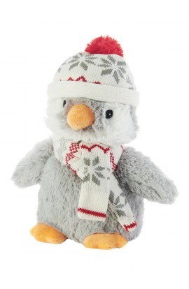 Soframar Happy Winter Penguin Hot Water Bottle