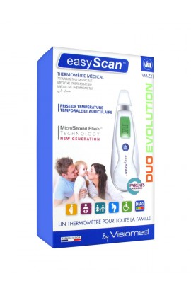 Visiomed EasyScan Duo Evolution VM-ZX1 Medical Thermometer