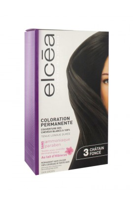 Elcéa Permanent Hair Colour, 3: Dark Brown