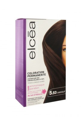 Elcéa Permanent Hair Colour, 5.53: Chocolate Chestnut