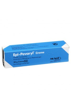 Johnson & Johnson, EPI PEVARYL CREME 30 mg