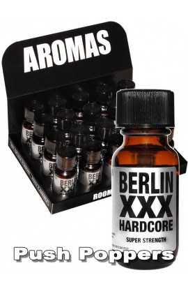 Lockerroom Marketing POPPERS - BERLIN XXX HARDCORE 25 ml