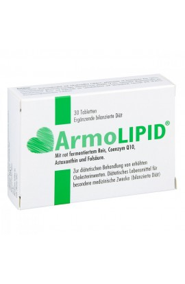 MEDA , Armolipid Tabletten (30 tab)