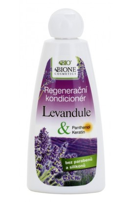 Regenerating conditioner for hair Lavender, 260 ml, Bio Bione