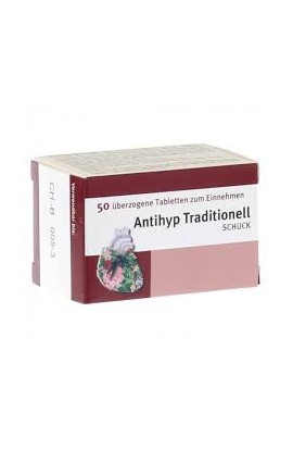 Schuck, Antihyp Traditionell , (50 tab)