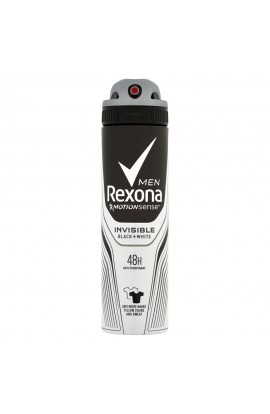 REXONA Men Invisible Black&White дезодорант 150 мл